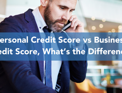 Personal Credit Score vs Business Credit Score, What's the Difference?