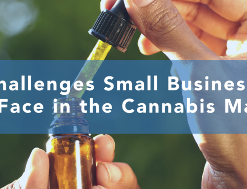 5 Challenges Small Businesses Will Face in the Cannabis Market