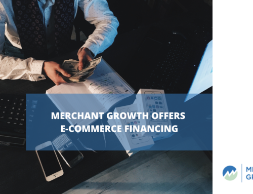 Merchant Growth Offers E-commerce Financing
