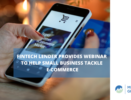 Fintech Lender Provides Webinar To Help Small Business Tackle E-commerce