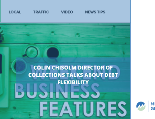 Colin Chisolm Director of Collections Talks About Debt Flexibility